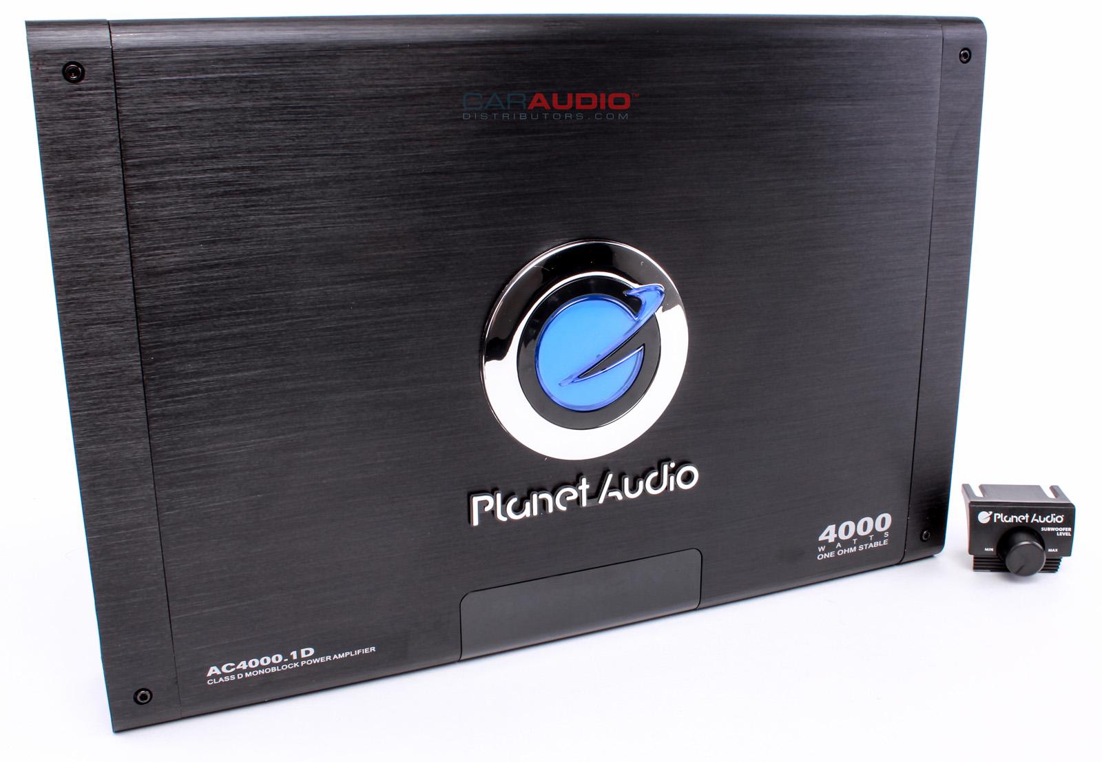 new planet audio ac4000 1d anarchy monoblock 4000w class d power car amplifier ebay. Black Bedroom Furniture Sets. Home Design Ideas