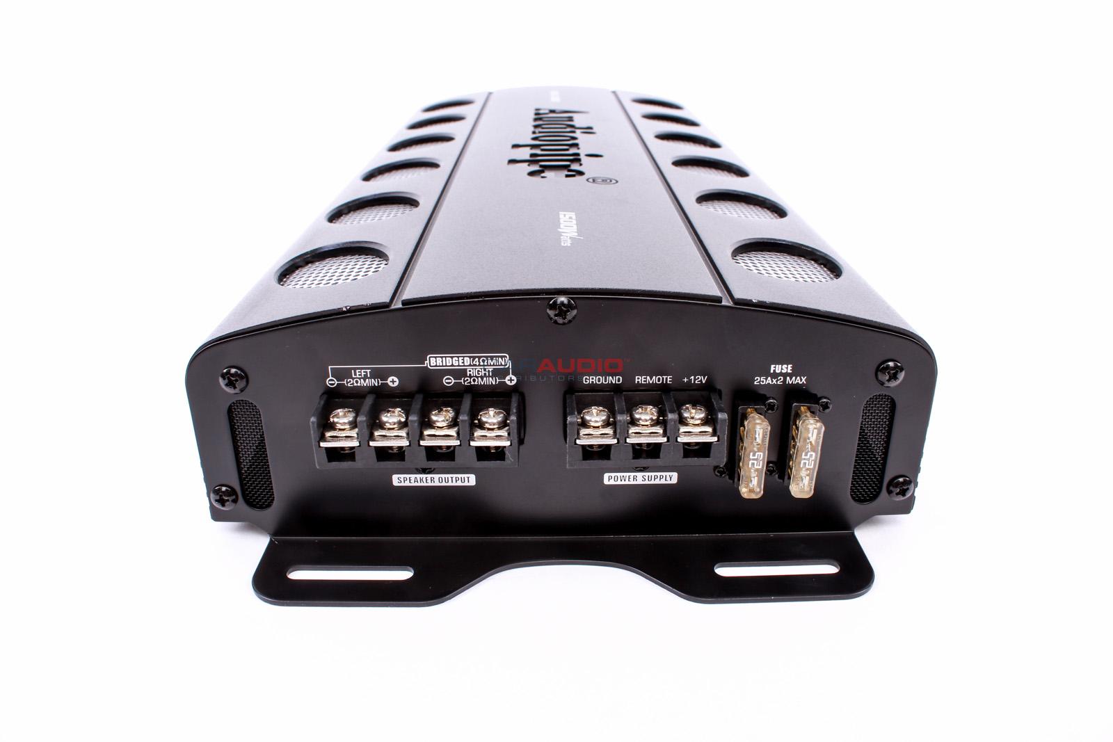 new audiopipe apcl 3002 1500 watt 2 channel car amplifier car audio car amp 2ch ebay. Black Bedroom Furniture Sets. Home Design Ideas