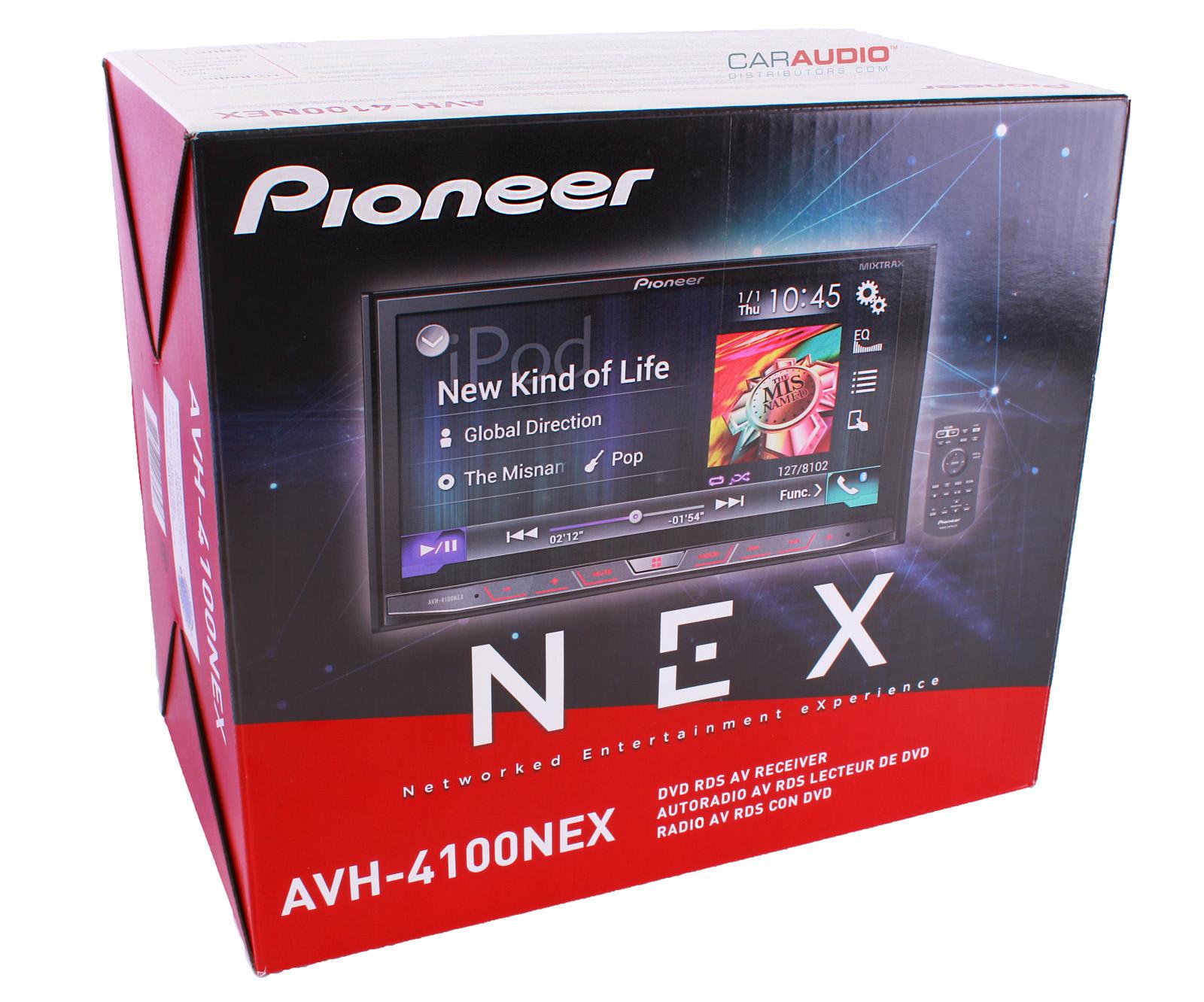 Pioneer AVH-4100NEX Review! -