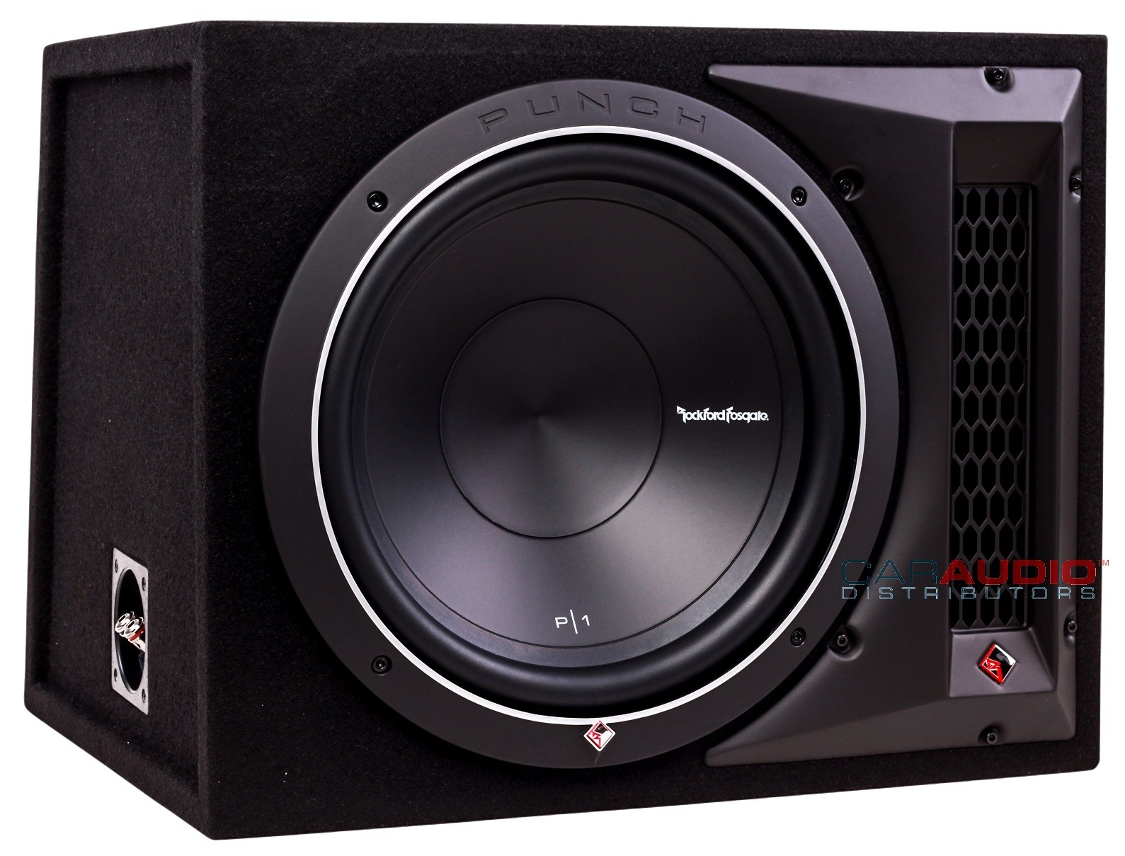 Rockford Fosgate P1S4-500W Punch PSeries Single 4