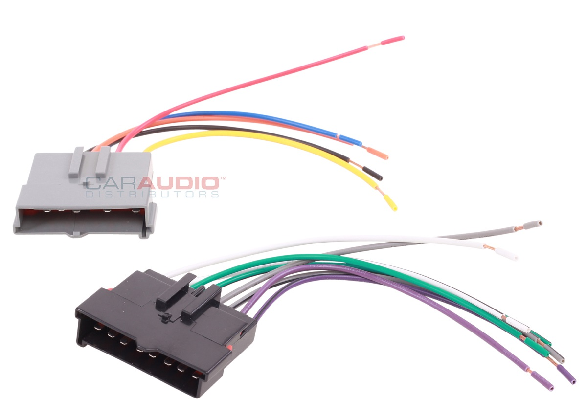 new metra 70 1770 ford 85 04 harness ebay