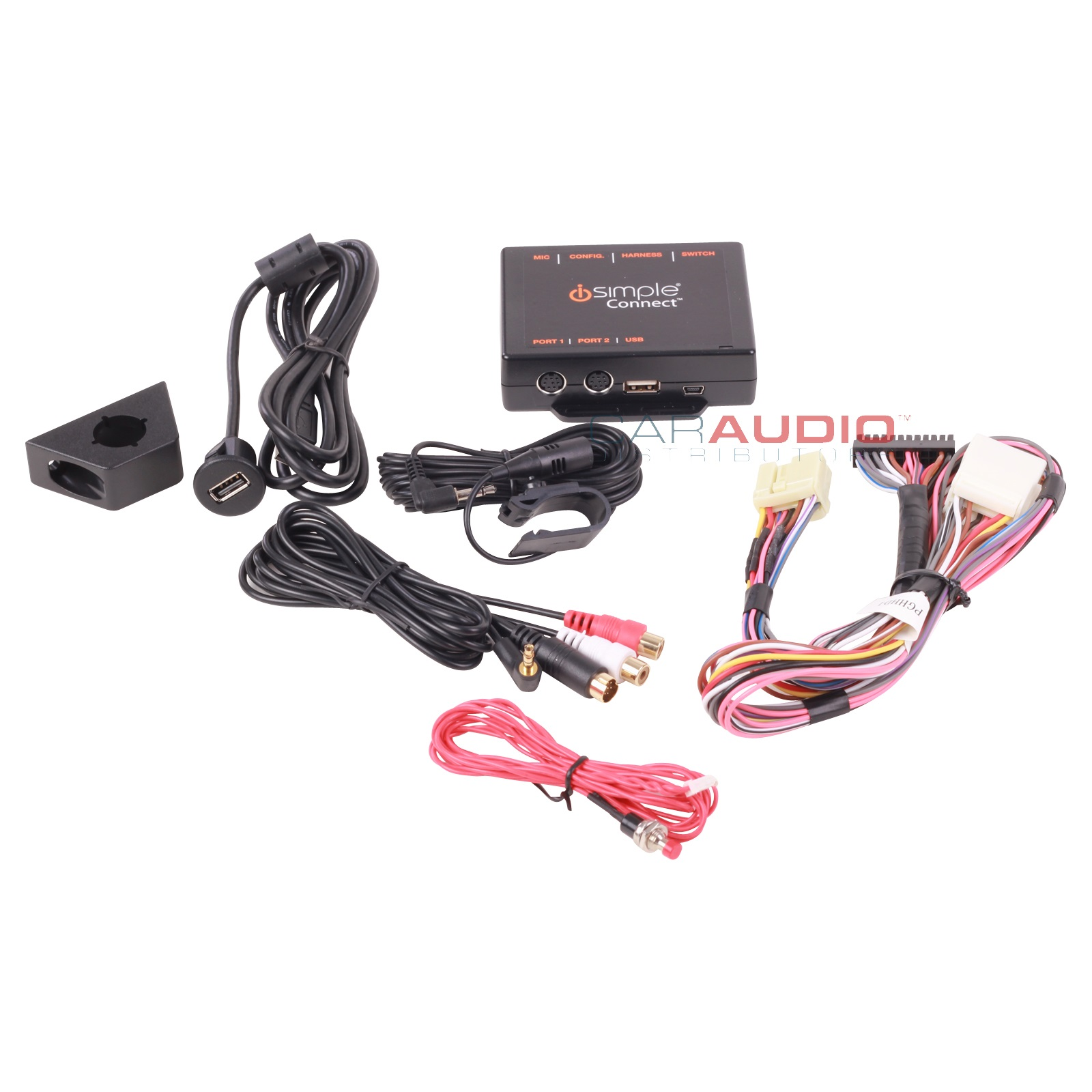NEW ISIMPLE ISHD651 CONNECT KIT FOR ACURA USB DEVICES