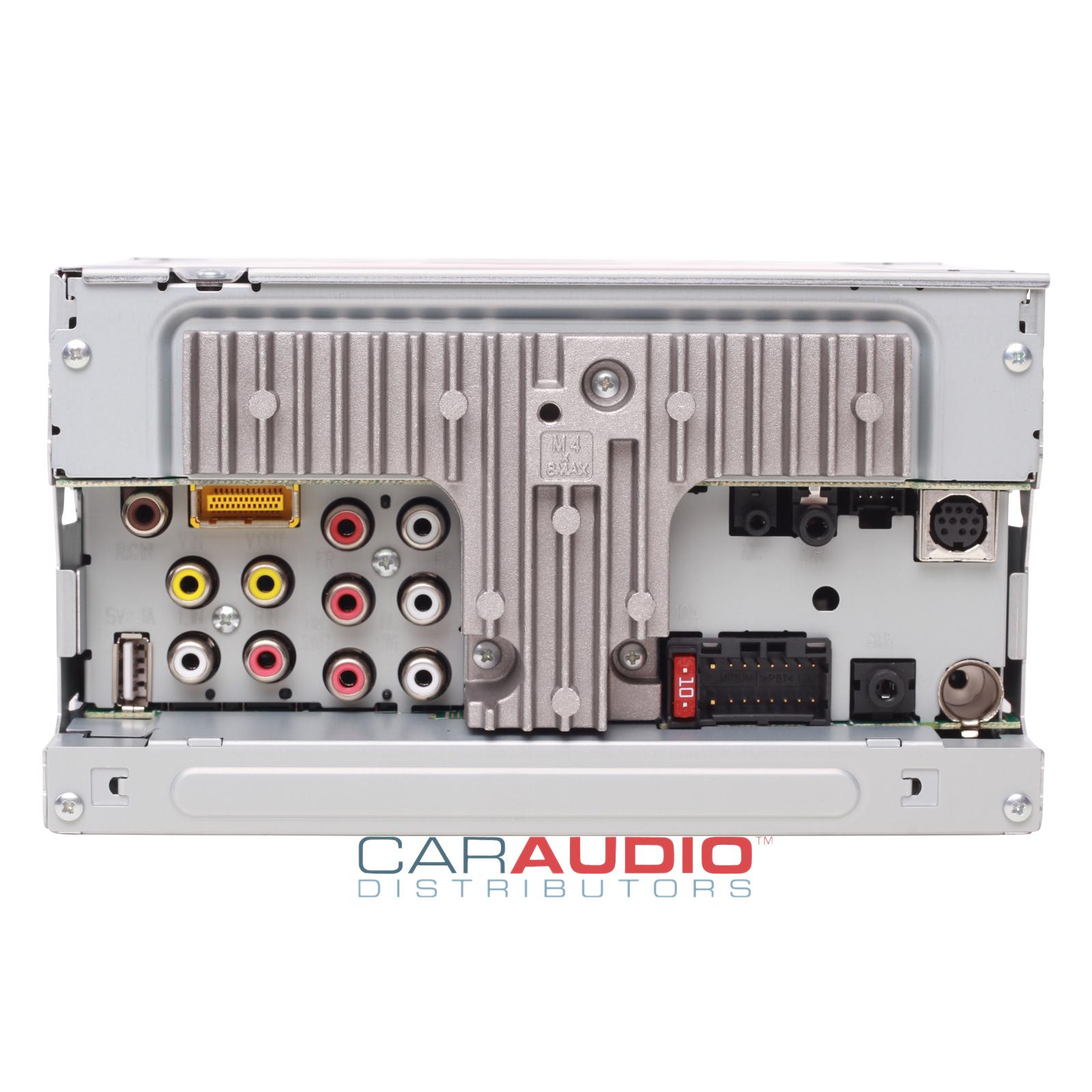 Pioneer AVH-X4800BS Double DIN In-Dash DVDCDAMFM