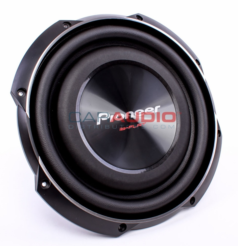 new pioneer ts sw2502s4 10 1200w 4 ohm car audio. Black Bedroom Furniture Sets. Home Design Ideas