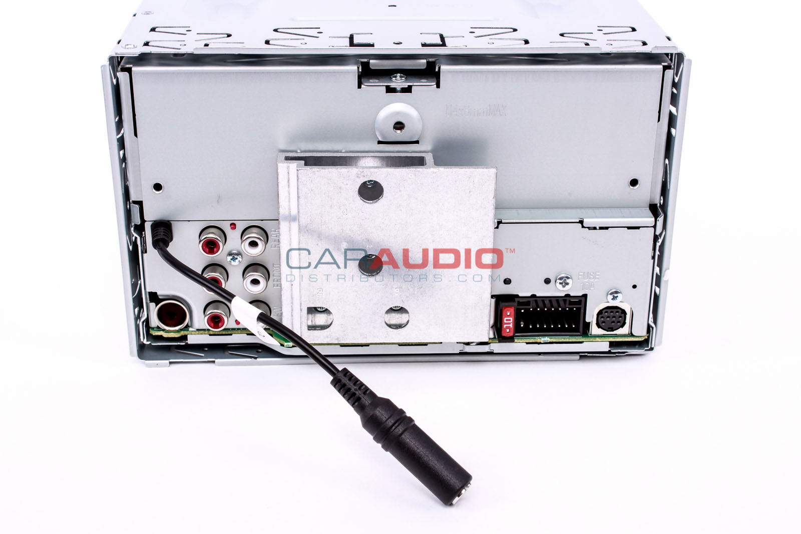 Car Stereo Bluetooth: NEW KENWOOD DPX500BT IN DASH DOUBLE DIN CAR STEREO CD/MP3
