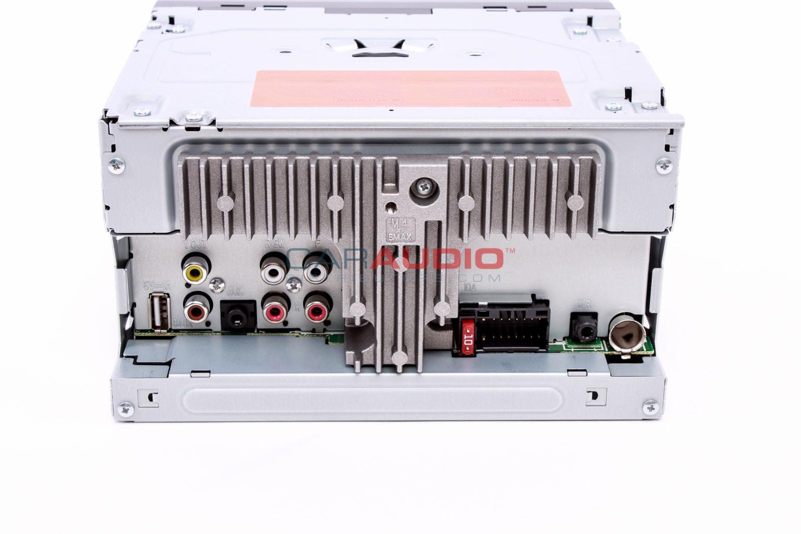 new pioneer avh 170dvd 6 2 quot din cd dvd mp3 usb aux car stereo receiver ebay