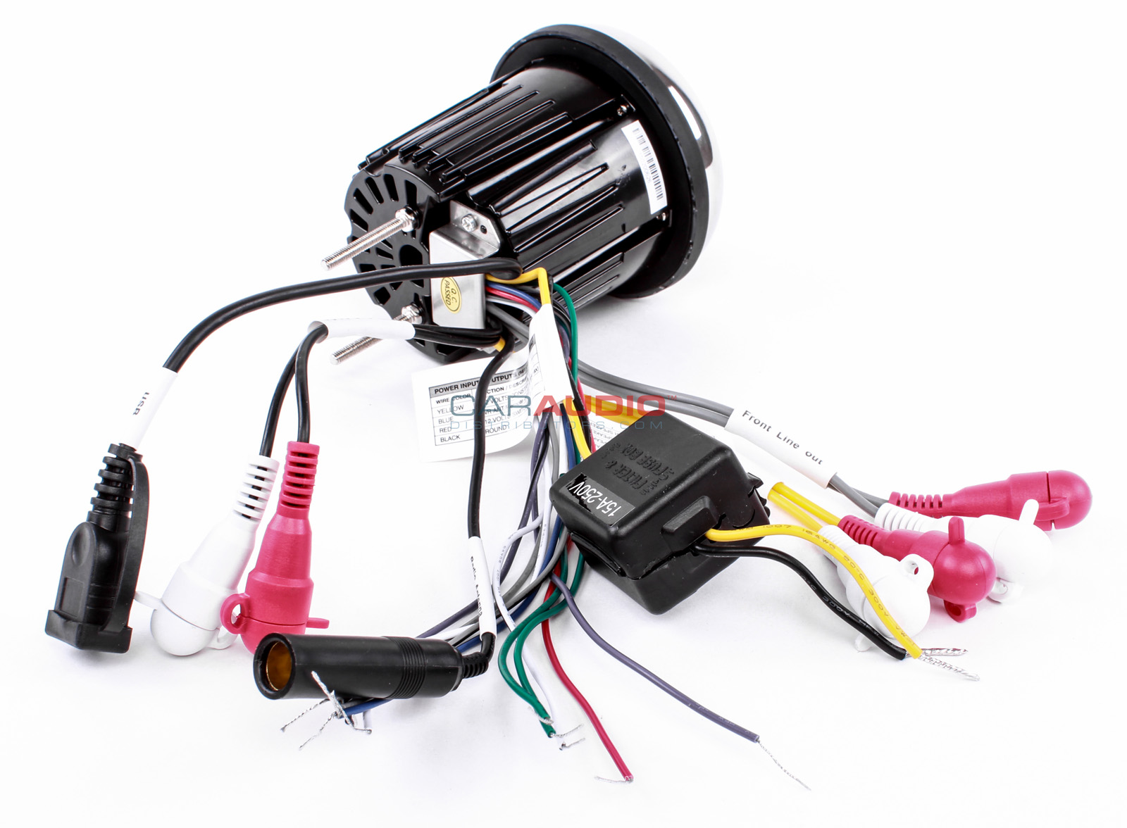 New Boss Audio Mgr350b 3 5 U0026quot  Bluetooth Gauge Marine Mp3  Fm