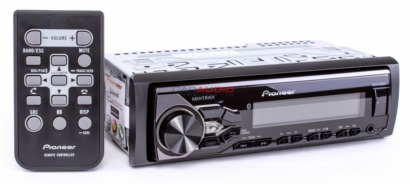 mvh x380bt 1_1 new pioneer mvh x380bt single din digital media car stereo Pioneer MVH X380bt Bluetooth at honlapkeszites.co