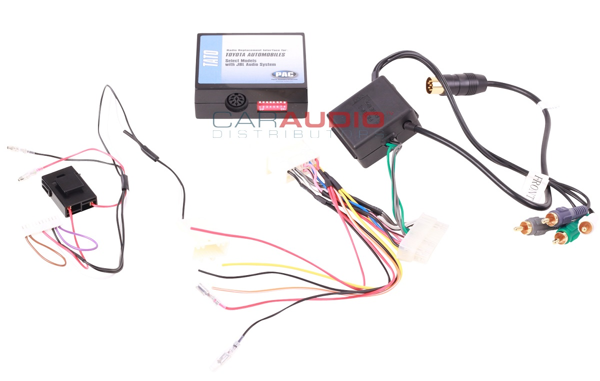 new pac tato radio replacement interface wiring harness jbl amplifier turn on ebay